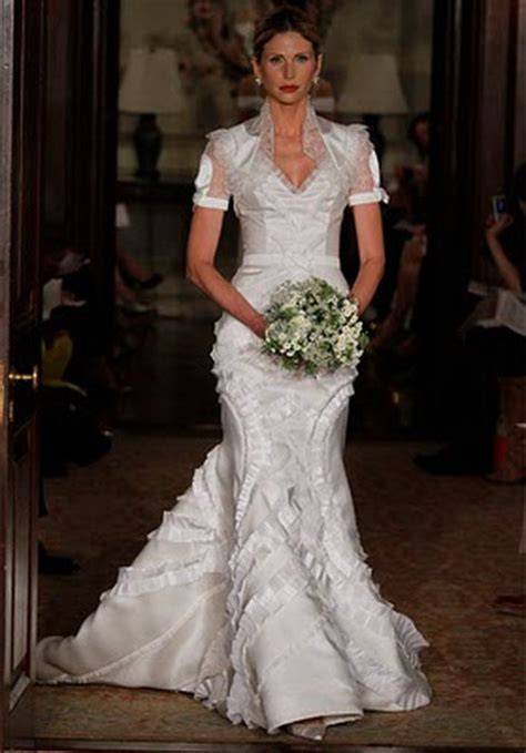 Chelsea Clinton Wedding Gown by Chelsea Clinton Wedding Dresses