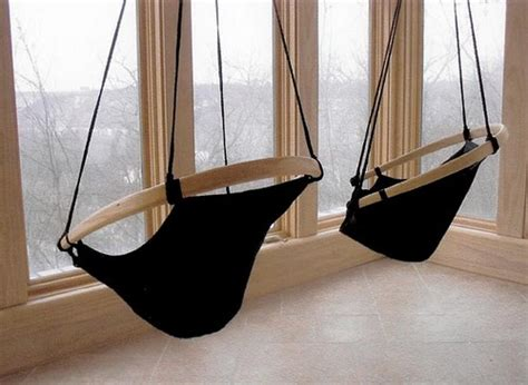 interior swing chair 23 interior designs with indoor hammocks messagenote