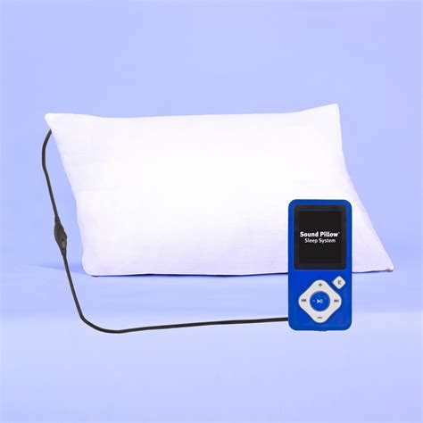 Noise Pillow by 4 Travel Sleep System Veteran Responder Ata Tpa