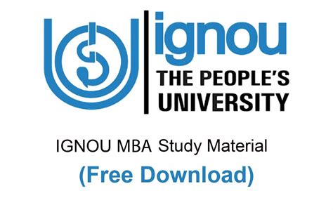 Free Mba Studies by Ignou Ms 1 Ms 2 Ms 3 Ms 4 Ms 5 Ms 6 Ms 7 Books