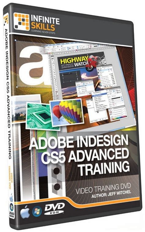 indesign tutorial advanced adobe indesign cs5 advanced training avaxhome