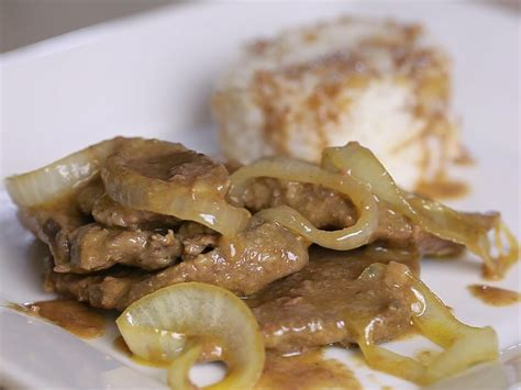 liver and onions recipe dishmaps