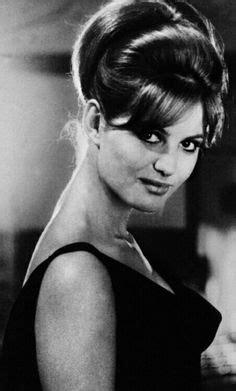 italian actress claudia cardinale. 1960s | vintage