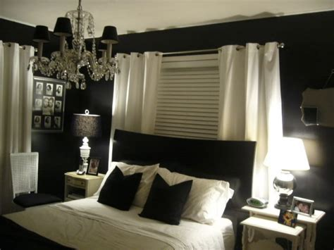 black wall designs elegant black wall bedroom designs