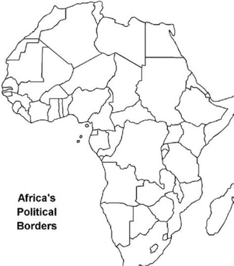 africa map quiz printout zoomschool blank map of africa quiz