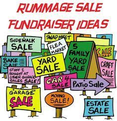 best 25+ rummage sale ideas on pinterest | rummage sales