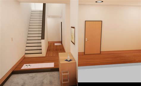room stairs mmd high qaulity room with stairs by amiamy111 on deviantart