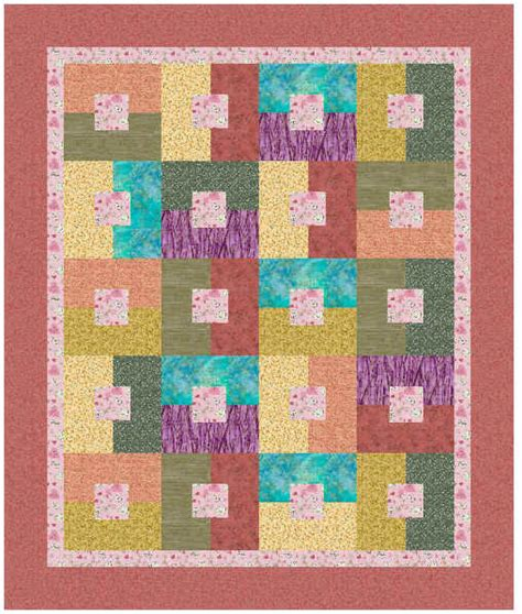 Free Quarter Quilt Patterns To by Downloadable Patterns From Phoebemoon Quilt Designs For