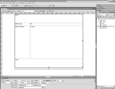 qt designer layout fixed size section 9 3 centering a fixed width layout dreamweaver