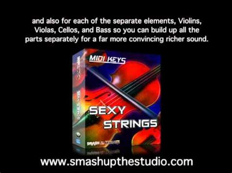 sexiest house music videos sexy strings midi loops for disco house music youtube
