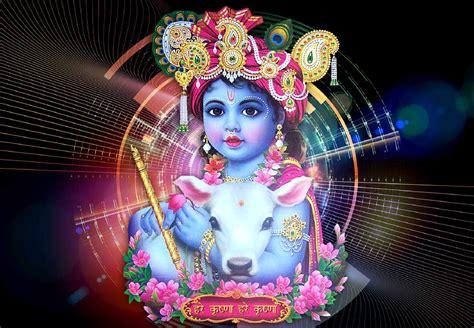cute hd wallpaper of krishna lord krishna baby wallpapers for desktop www imgkid com