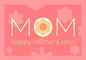 s day cards design a beautiful mother s day card in microsoft word