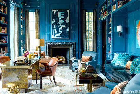 colorful chicago townhouse color decorating ideas