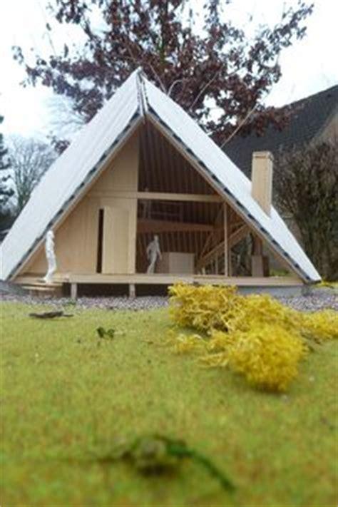 hutte bouquet d or kengo kuma y hutte maquette architecture kengo kuma y