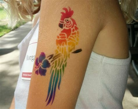 airbrush tattoo temporary airbrush tattoos mrcalifonriaart
