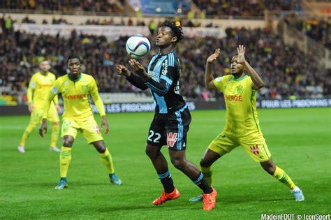 Calendrier 35eme Journee Liga L1 Om Nantes Les Compos Officielles