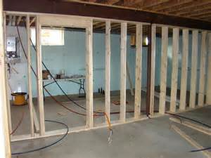 how to frame your basement how to repair how to frame walls for basement standard