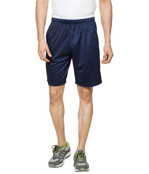 comfortable shorts for men zovi comfortable navy blue sports shorts for men buy