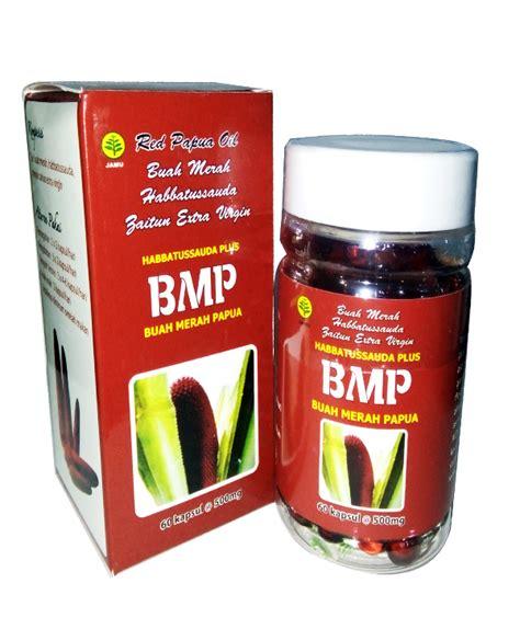 Bmp Buah Merah Papua Plus Habbatusauda Isi 60 Kapsul buah merah papua bmp kapsulterapi