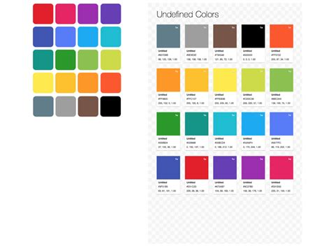 material design color schemes android material color palette sketch freebie download free resource for sketch sketch app