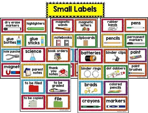 printable calendar labels for classroom classroom supply labels editable pinterest supply