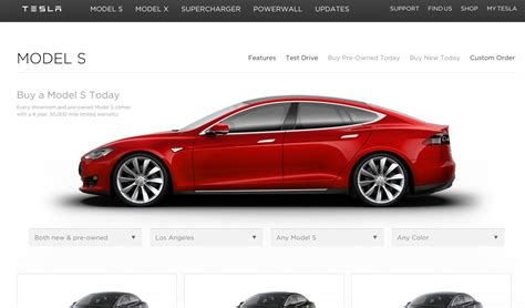 pre owned tesla pre owned tesla 2018 2019 car release and reviews