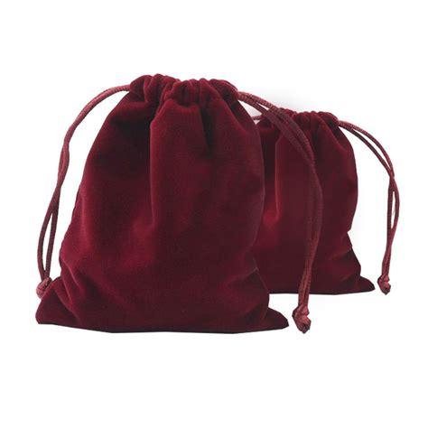 Velvet Bag velvet drawstring bags bags more