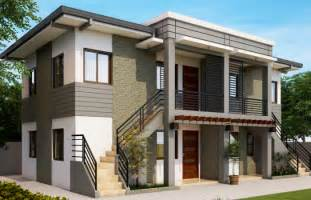 2 storey apartment floor plans philippines apd 2013001 pinoy eplans modern house designs small house designs and more