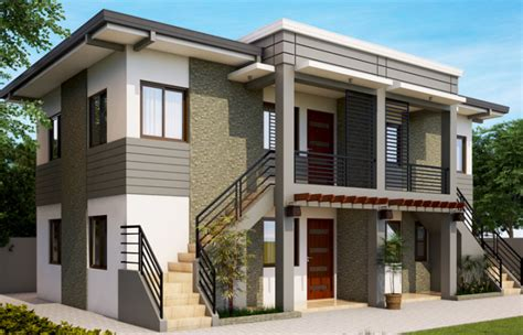 Apartment Design Code Apd 2013001 Eplans Modern House Designs Small