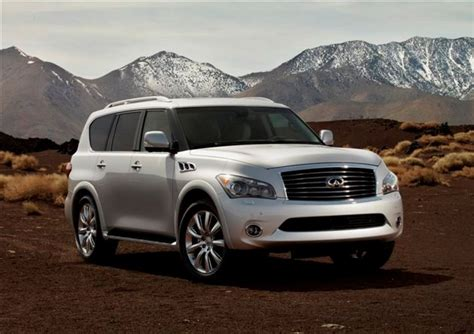 infinity car 2012 car review 2012 infiniti qx56