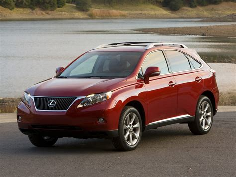 lexus models 2010 2010 lexus rx 350 price photos reviews features