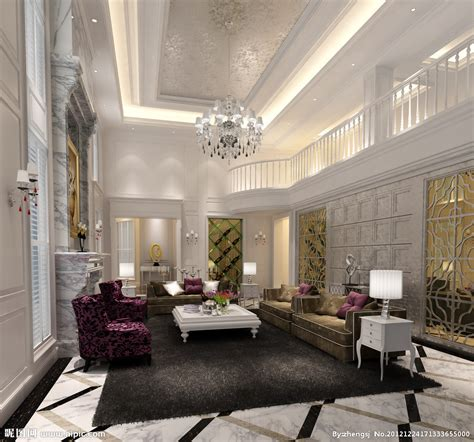 what is your home decor style 欧式别墅客厅设计图 室内设计 环境设计 设计图库 昵图网nipic com