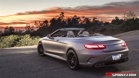 Mercedes Coupe Convertible by 2018 Mercedes Amg S63 Coupe S63 Convertible Review