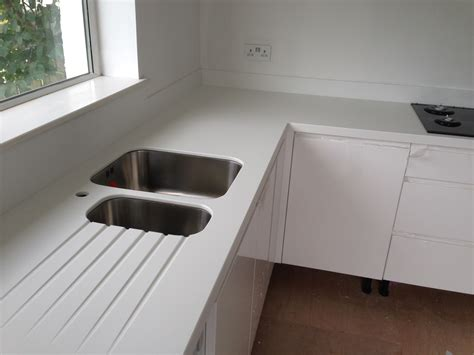 Corian Upstand by Corian Bespoke Solid Surfaces Limited