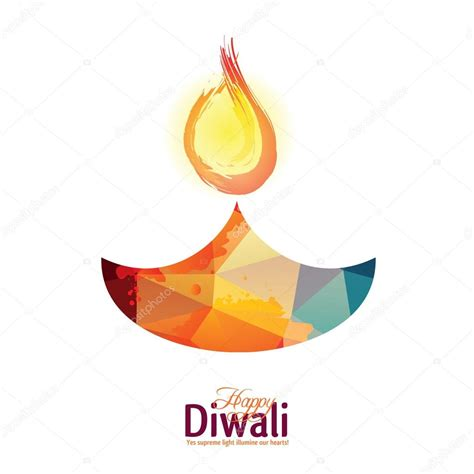 poster design for diwali indian holiday diwali poster design stock vector