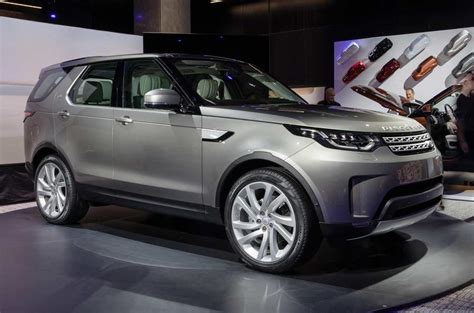 land rover discovery news 2017 land rover discovery specs and prices autocar