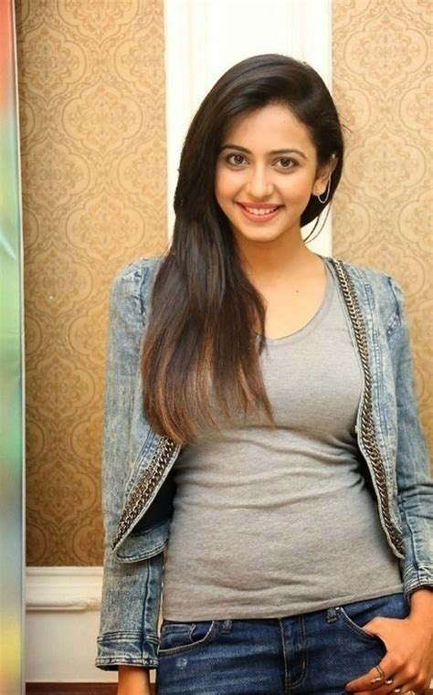 indian hairstyles for jeans actress rakul preet singh live pics in open hai