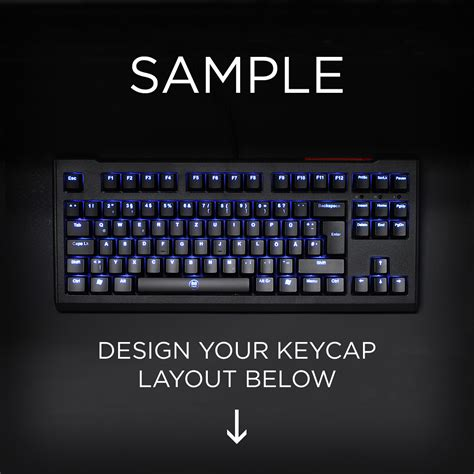 Custom Keyboard Layout Yosemite   max iso layout custom backlight cherry mx keycap set top