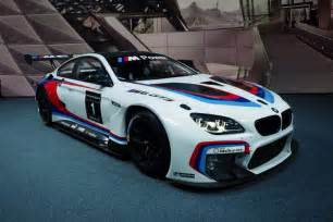 Bmw Gt3 Bmw M6 Gt3 Photos And From Frankfurt Motor Show
