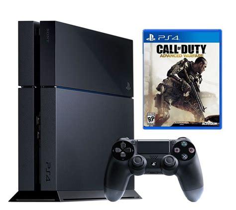 Ps4 Call Of Duty Advance Warfare ps4 500 gb call of duty advanced warfare discoazul pt