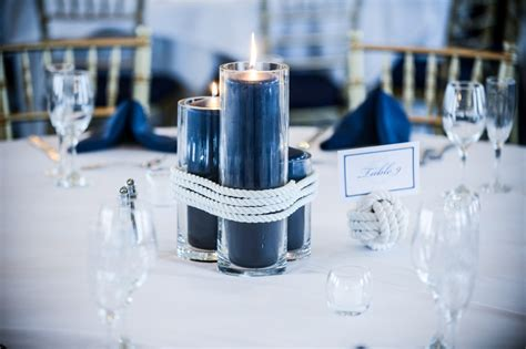 Blue And Silver Decorations by Navy Blue And Silver Wedding Decorations Best Wedding