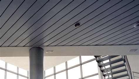 Linear Metal Ceiling Linear Metal Ceilings 171 Ceiling Systems