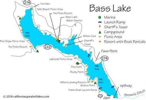 bass boat rentals clear lake ca bass lake fishing