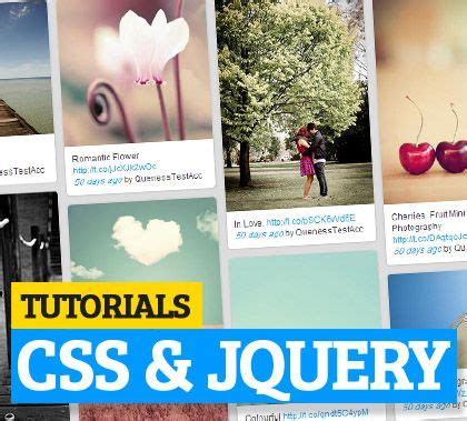 tutorial jquery website 31 best images about html templates on pinterest free