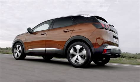 peugeot copper 2017 peugeot 3008 interior exterior and drive youtube