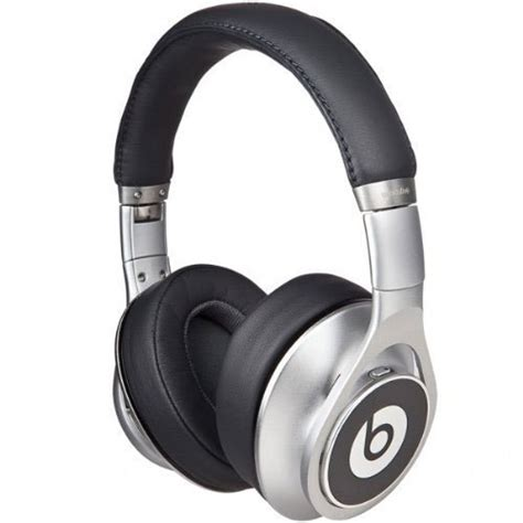 Headphone Beats Executive beats bt ov exec slv executive ear headphones silver
