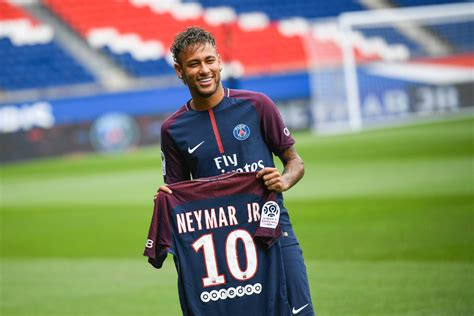 soccer record neymar said money wasn t the motive for joining psg on