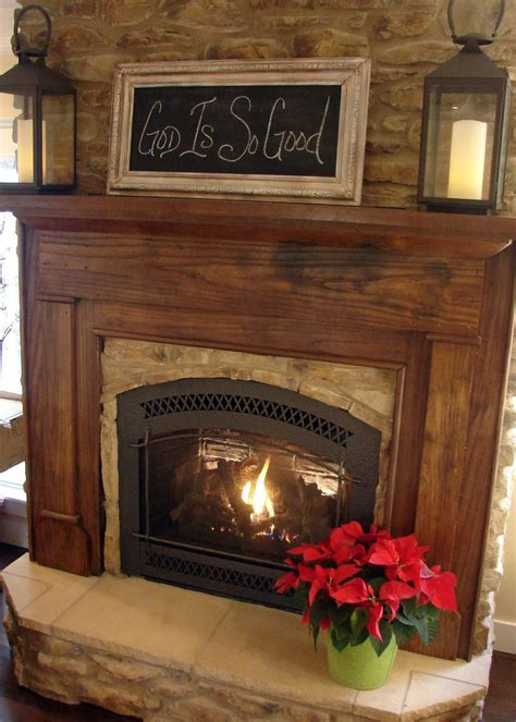 Rustic Brick Fireplace by 25 Best Rustic Fireplace Mantels Trending Ideas On
