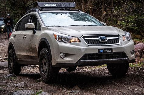 subaru crosstrek lifted blue lift kit for subaru html autos post