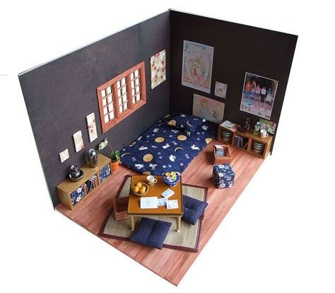 haunted house diorama flickr photo sharing diorama adopted flickr photo sharing quot dal quot house